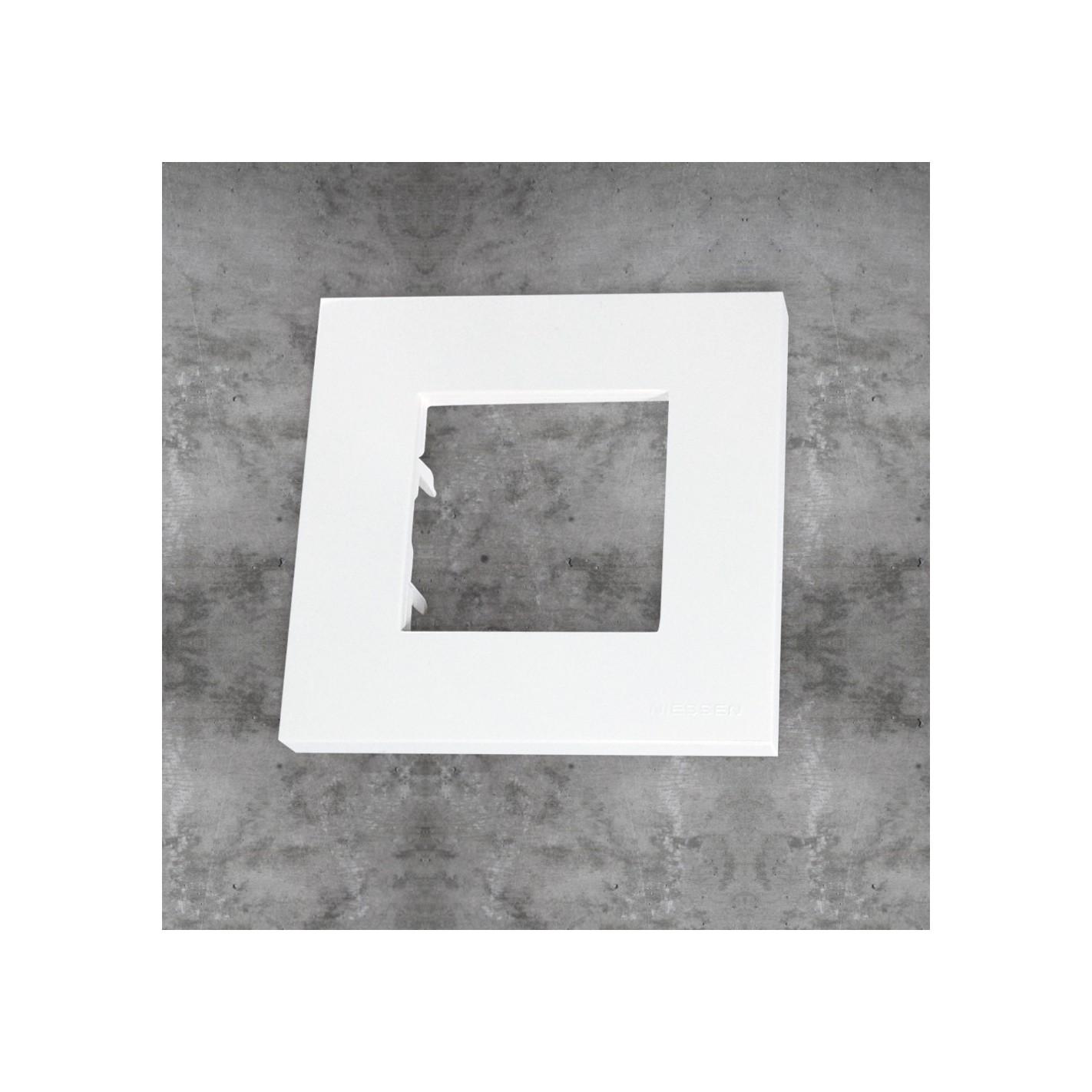 Marco b sico 1 ventana 2 m dulos blanco zenit niessen - Mecanismos niessen zenit ...