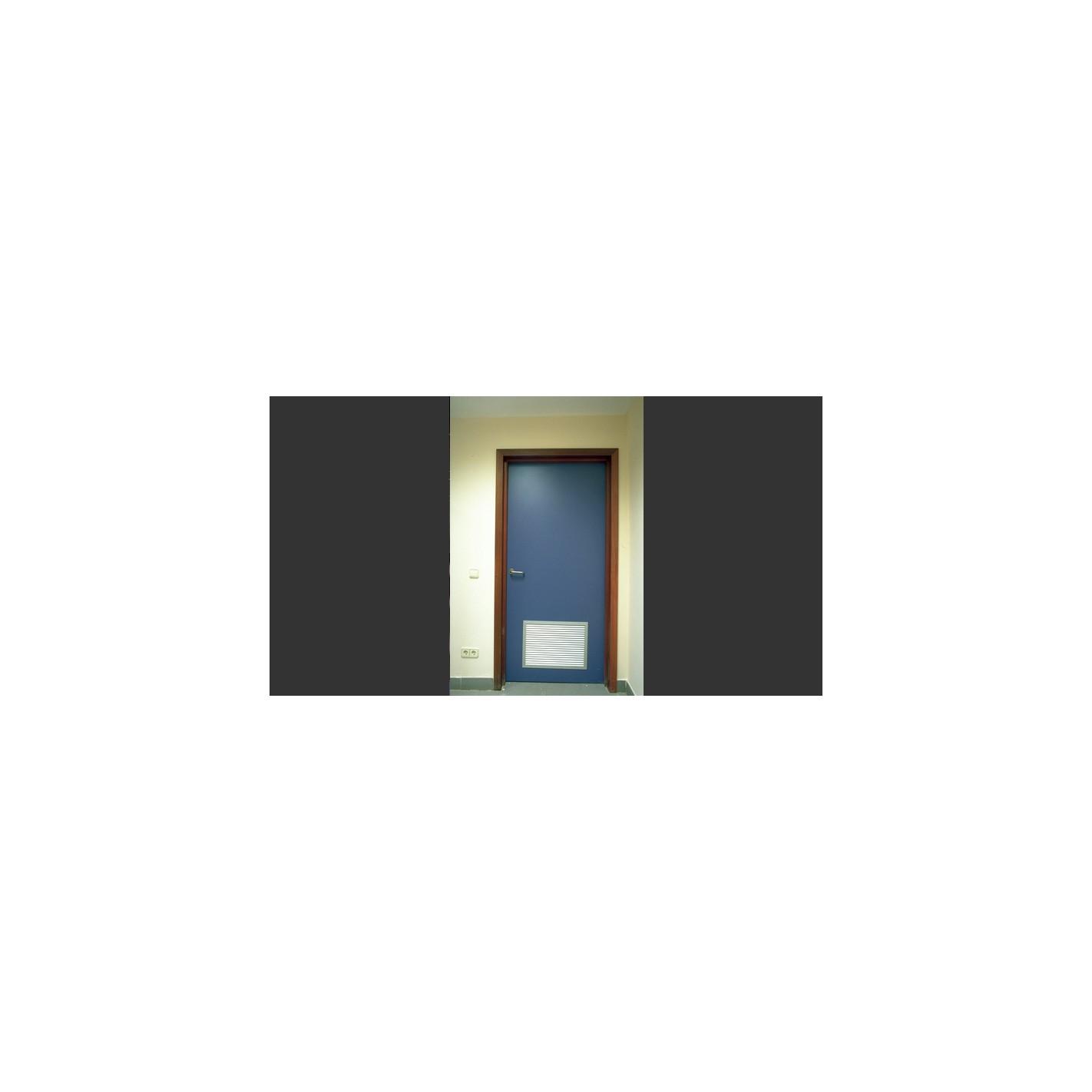 Rejilla ventilacion puertas y tabiques aluminio alg sistemas - Rejillas de ventilacion precios ...