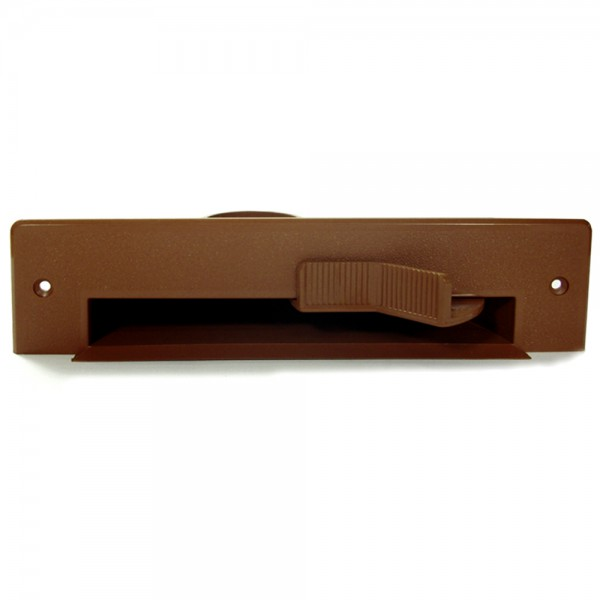 Recogedor de cocina marrón oscuro (VAC PAN)