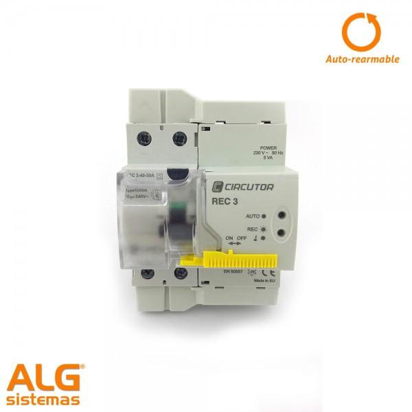 Interruptor diferencial auto rearmable circutor ebay - Interruptor diferencial precio ...