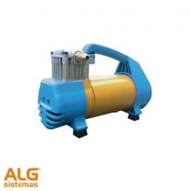 Bomba de vacío ligera sin aceite de simple efecto para aire acondicionado y refrigeracion.