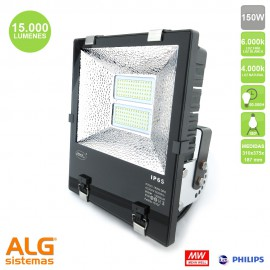 Proyector Led exterior 150W