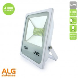 Proyector Multiled 50W Blanco