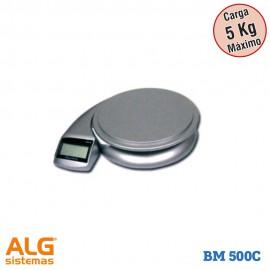Báscula digital BM 500C para botella 1 y 2 kg