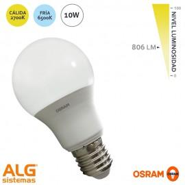 Bombilla led estándar Osram 10W E27