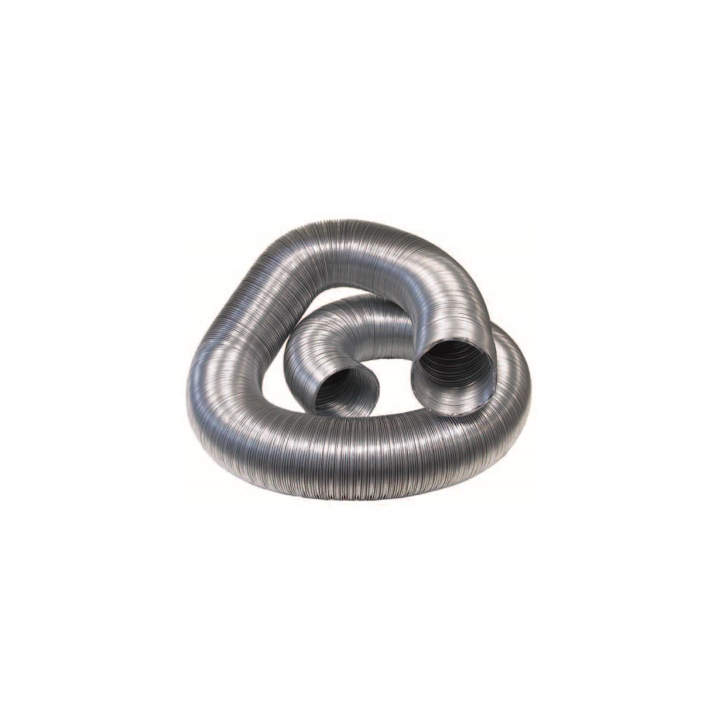 Tubo semiflexible de aluminio alg sistemas - Tubo flexible aluminio ...