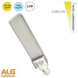 Bombilla led G24 11W EDM