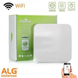 Termostato wifi a pilas iPdomo