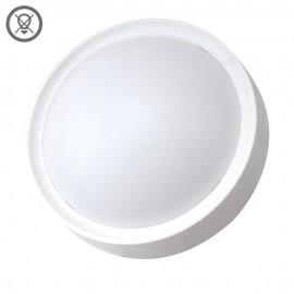 LENI Lámpara plafón blanco