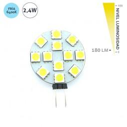 Bombilla G4 LED 2.4w