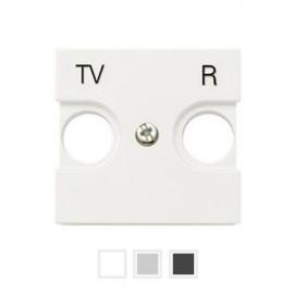 Tapa conector rj45 blanco Zenit Niessen