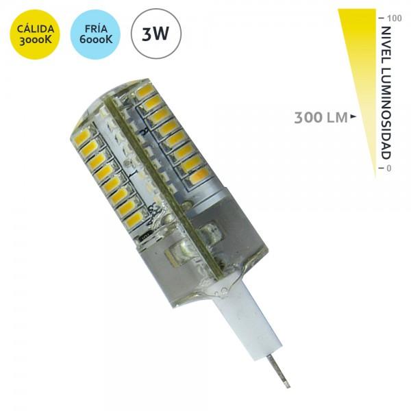 Lámpara G9 Led 3W