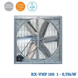 Extractor de aire industrial RX-VHP 100-1 (0,75KW)