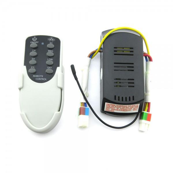 Mando control remoto función sleep para ventilador de techo SUL