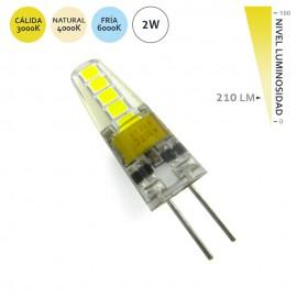 Bombilla LED G4 12V 2W 200LM