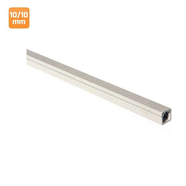 Minicanal Minuette 2mts 10/10mm (precio por barra)