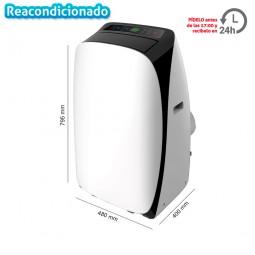 Aire acondicionado portátil bomba de calor 2600W Reacondicionado