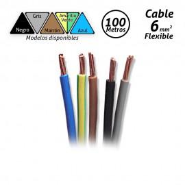 Cable flexible de 6mm H07V-K