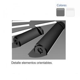 Difusor Radial Cuadrado DRPC-36 (500-1000m3/h)