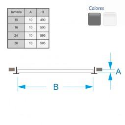Difusor Rotacional sobre placa redonda DRDX 24-600