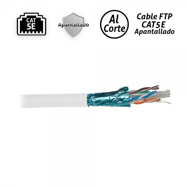 Cable FTP CAT5E Apantallado