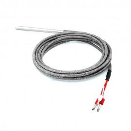 Sonda PT100 AKO 2 Metros cable con trenza