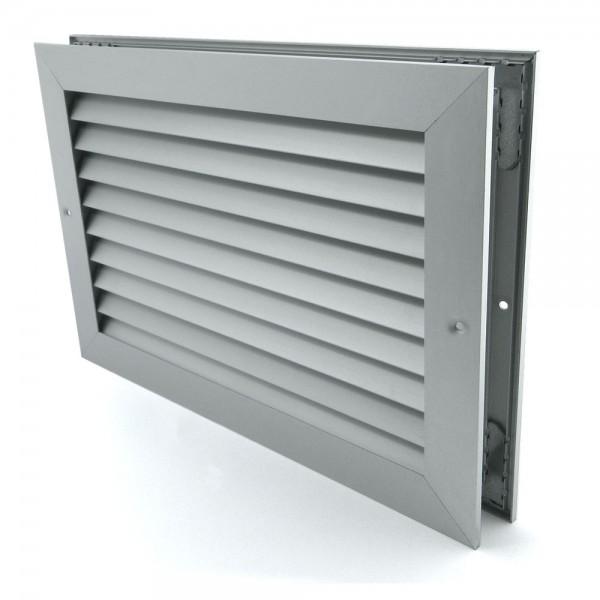 Rejilla Ventilacion Puertas Y Tabiques Aluminio Alg Sistemas