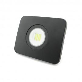 Proyector LED aluminio fundido negro 30W IP65