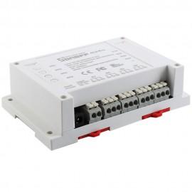 Interruptor Inalámbrico 4 Canales Conmutados Wi-Fi 2.4GHz 90V~250V AC 10A Sonoff 4CH Pro
