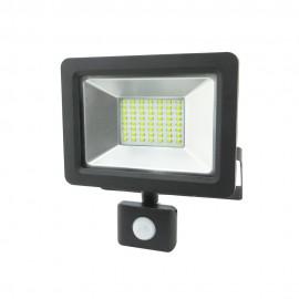 Proyector LED con sensor de movimiento 30W IP65