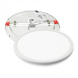 Downlight Led empotrable ajustable blanco 20W 6400K