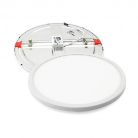 Downlight Led empotrable ajustable blanco 15W 6400K