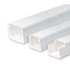 Canaleta para tuberías de aire acondicionado ClimaPlus 2Mts.