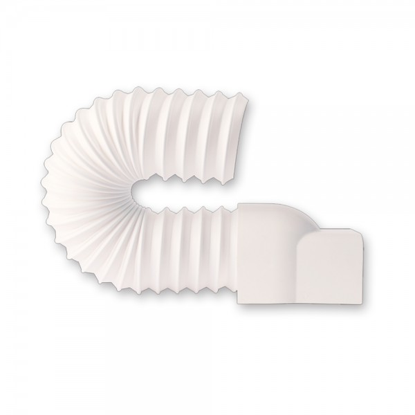 Junta flexible para canaleta ClimaPlus 65x50 mm