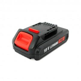 Recambio batería para Taladro percutor Lithium 18V WORGRIP PRO
