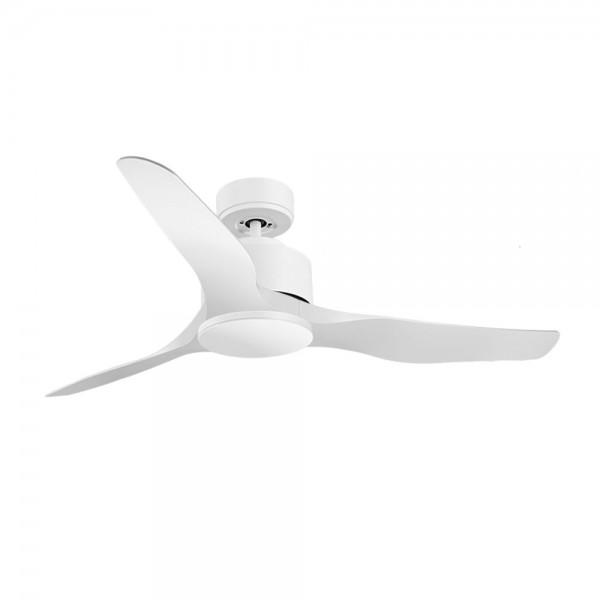 Ventilador de Techo MOTOR DC4 Blanco Aspa P4 blanca 127cm Tapon Blanco