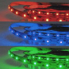 T.LED Monocolor 5m SMD 5050 IP65 24V