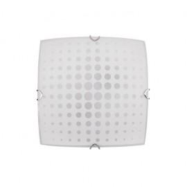 Plafon Andina Blanco 2xe27 (30x30)