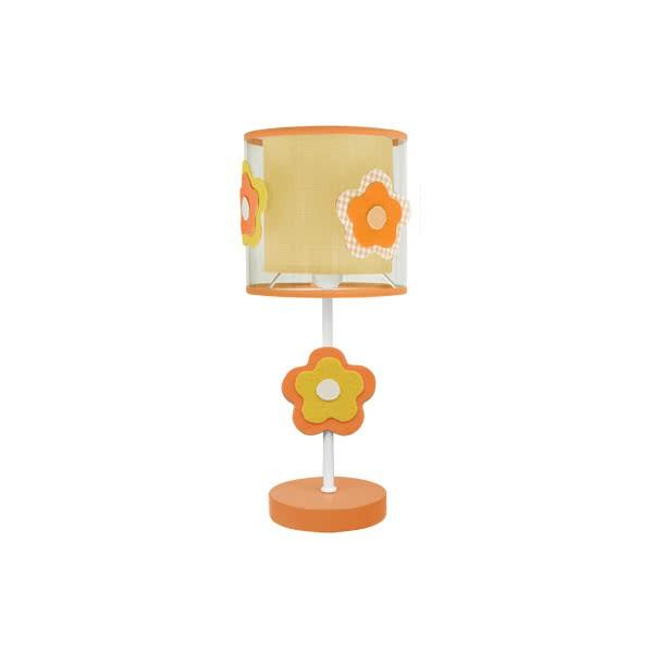 Sobremesa Infantil Flor Naranja 1xe14 (35x14)