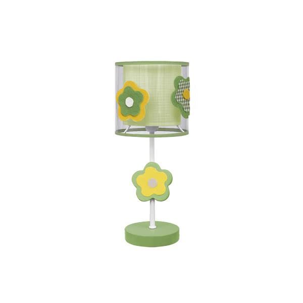 Sobremesa Infantil Flor Verde 1xe14 (35x14)