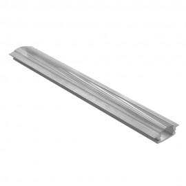 Perfil de Aluminio de Empotrar Transparente