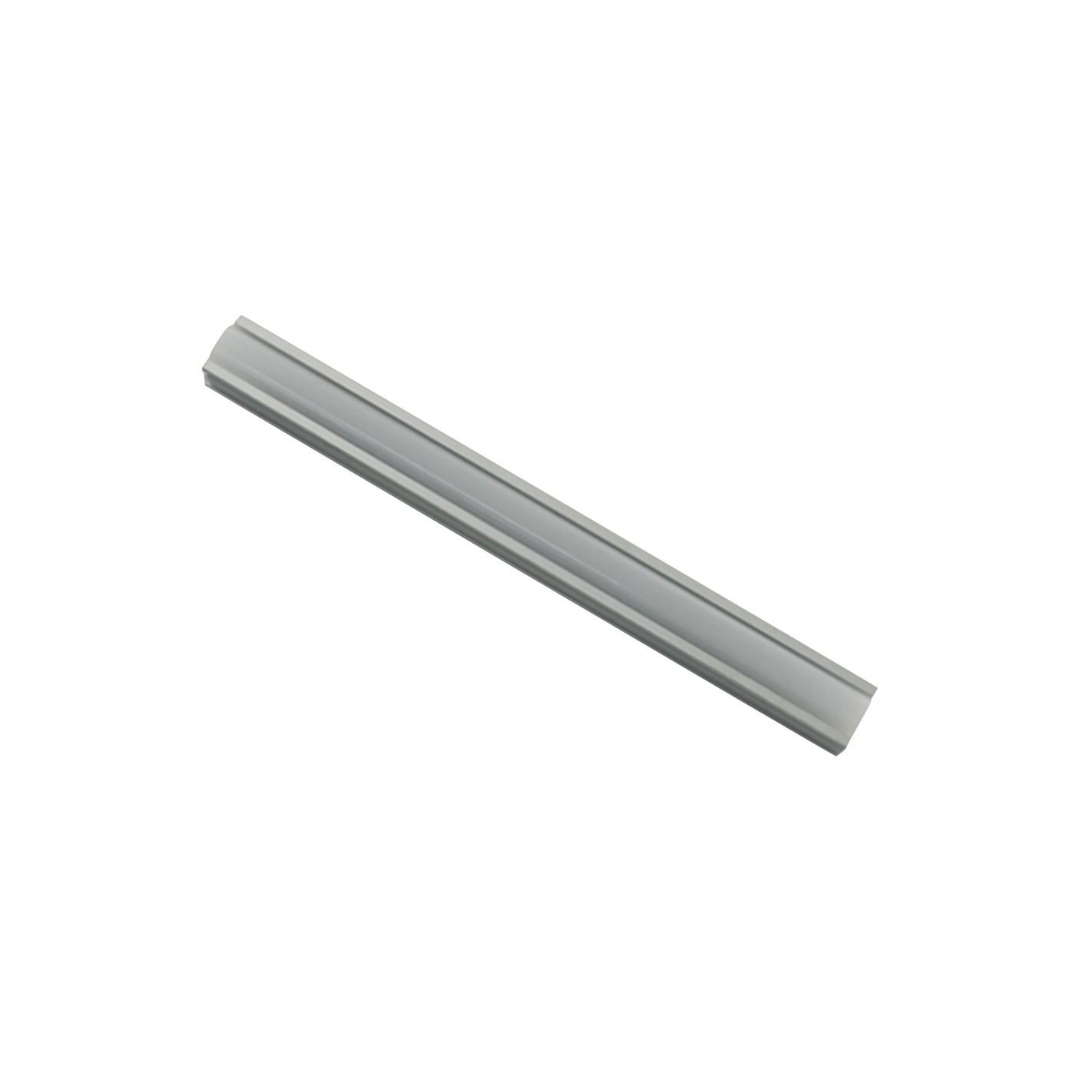 perfil de aluminio cuadrado de superficie alg sistemas