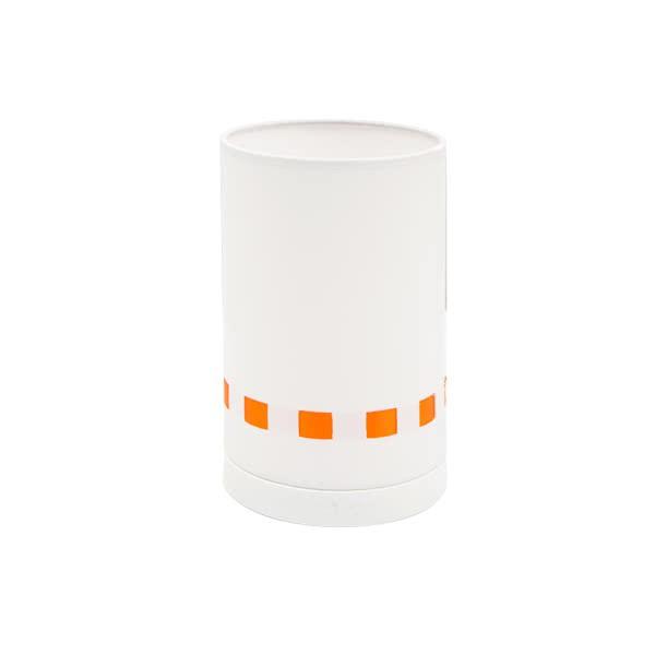 Sobremesa Lacito Naranja 1xe27 22x13d