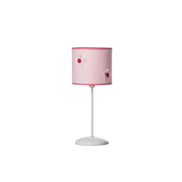 Sobremesa Boton Rosa 1xe14 38x16d