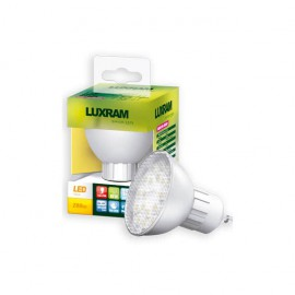 Bombilla Led Value Plus Smd Gu10 4w 230v  350lm 3000k Br -a+