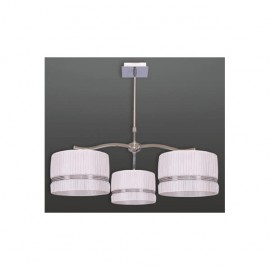 Lampara 3 Br. 3x230v E27 60w (25x16,5) Beis