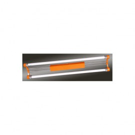 Fluorescente 2x18w Naranjacromo
