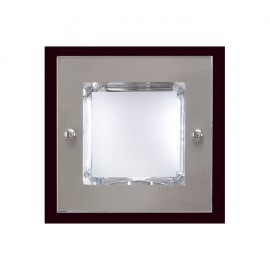 Downlight Cuad.cu Bacons Incl.1xe27 11w