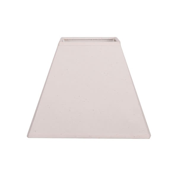 Pantalla Piramidal Lisa Dania E27 Beis (40x18x30)