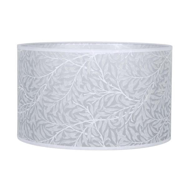 Pantalla Cilindrica Judit E27 Hoja Blanca 16x20 D